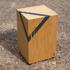 Cajon 48 from Index Drums by IndexDrums on Etsy