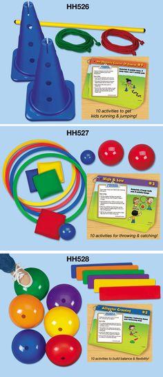 Fun to Move! Skill-Building Kits
