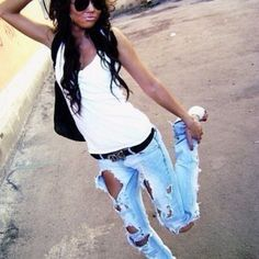 love her outfit,