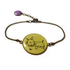 Bracelet personnalisé HappyBulle