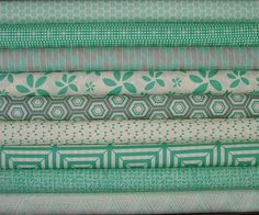 Half Yard Bundle of 9 from the Minimalista by SistersandQuilters