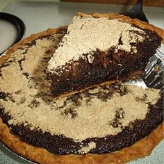Shoo-Fly Pie by madejustright I fell in love with this pie on my honeymoon!