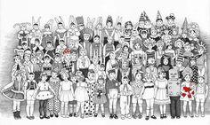 #mycoolness #svetadorosheva #illustration collection
