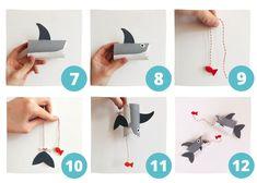 3 Fun DIY Sea Creatures: Toilet Paper Roll Crafts for Kids Toilet Paper Roll Crafts, Cardboard Crafts, Preschool Crafts, Crafts For Kids, Cool Toilets, Diy Pour Enfants, Rolled Paper Art, Frog Eye, Pencil Eraser
