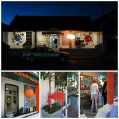 Hermanus First Friday Artwalk 12 Galleries stay onep every first Friday of the month from  5:00 - 9:00 pm