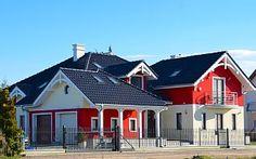 Villa Kamila, 4 separaten Wohnungen, Ostsee,Seeblick,Außengrill,Garten,AngelnFerienhaus in Insel Wolin - Miedzyzdroje von @homeaway! #vacation #rental #travel #homeaway