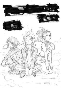 My Hero Academia || Kyoka,Denki,Momo - Part 2