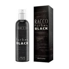 Deo Colônia Forbes Black 100ml (161) - Racco