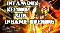 inFAMOUS Second Son - Ingame Ubering