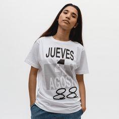 Ku, 1988, T-shirt, Test Pressing, Village Green, Design, London, Everpress
