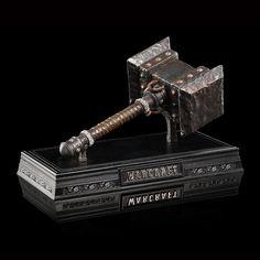 Weta Workshop | Doomhammer of Orgrim