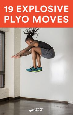Improve your power and agility and add intensity to any workout with these…