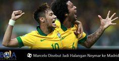 Keberadaan Marcelo di Real Madrid disebut-sebut jadi penghalang Neymar bergabung bersama Los Blancos.