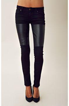 {textile elizabeth and james jett jeans}