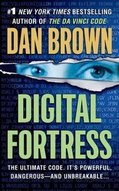 READ 2011: Digital fortress - Dan Brown An often overlooked Dan Brown novel. If you liked, Da Vinci and Angels and Demons, you'll like this.