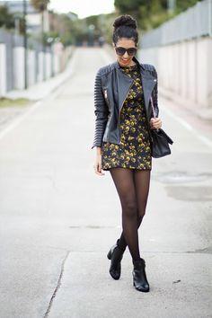 Sissy à la mode: the mini dress moda española Older Women Fashion, Black Women Fashion, Fashion Tips For Women, Womens Fashion, Cheap Fashion, Fashion Ideas, Fashion Mode, Urban Fashion, Boho Fashion