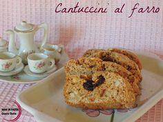 Cantuccini al farro e mix di frutta secca  http://maninpastaqb.blogspot.it/2015/12/cantuccini-al-farro-e-mix-di-frutta.html