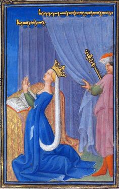 Belles Heures of Jean de France, Duc de Berry, illuminated by the Limbourg brothers, 1405-09