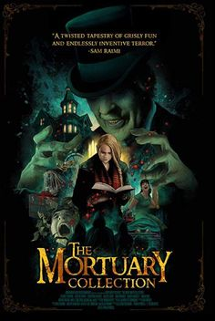 The Mortuary Collection (2019): Trailer: The Mortuary Collection (2019)A creepy old mortician manages a very strange mortuary all alone… Movies To Watch, Good Movies, Anthology Film, Hd Movies Online, Strange History, Weird Stories, Movie Releases, Box Office, Streaming Movies