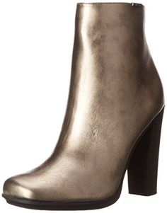 Calvin Klein Womens Raylyn Boot Brass 55 M US >>> Check out the image by visiting the link.