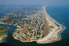 Emerald Isle, NC- Aerial Photo by Sarameshell Emerald Isle North Carolina, North Carolina Beaches, Beaufort North Carolina, Carolina Usa, Emerald Isle Beach, Nc Beaches, Atlantic Beach, Most Beautiful Beaches, Ireland Travel