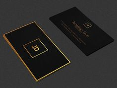 Luxury Business Card @creativework247