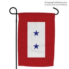 Garden Flag: Blue Star Banner