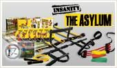 INSANITY: THE ASYLUM Deluxe Kit   Item #: AsylumDeluxe   Maximize your skills with this 30-day program that builds speed, coordination, agility, and power. Shaun T preps you to WIN with sports-specific training inspired by pro athletes. The result? Game day becomes your day to excel.  http://www.beachbodycoach.com/TRule