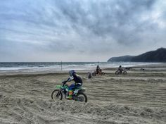 Stay On These Roads - Gdynia 10 January 2016 ( IPhone 6 ) Comment: Great Orchestra Of Christmas Charity - Supporting Beach Motocross Race by dareksobiecki Motocross Racing, Photos Of The Week, Orchestra, Charity, January 2016, Murcia, Gallery, Roads, Beach