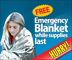 Free Emergency Survival Blanket Review - Is It Scam Or Work