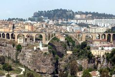 Constantine pont sidi m'cid | Flickr: partage de photos!