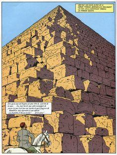 Blake & Mortimer | guaila: Le Mystère de la Grande Pyramide, Le...