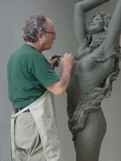this is a great sculptor BRUNO_LUCCHESI
