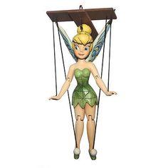 Tinker-Bell-Marionette-Figurine-By-Jim-Shore-4031310-NIB