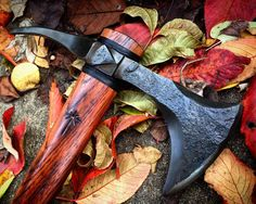 "«""Here...Turkey, Turkey..."" - Happy Thanksgiving! (Tactical Spike Tomahawk by Mark McCoun of Primitive Forge) #pilgrimedc #thanksgiving2015…»"