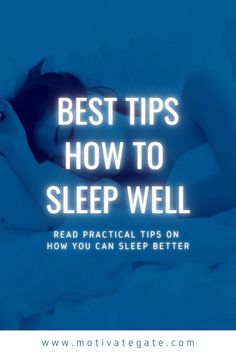 Many people could only think about being on a healthy diet and exercise as precursors of a healthy life, at least in adulthood and the golden years. They forget that good sleep is a prerequisite also for better health and optimum performance, and there could be substantial changes that come with getting better sleep. Read BEST tips on how to sleep well and can help you learn about the importance of sleep, and the effects of sleep deprivation in improving your life.