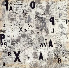 Mira Schendel Tate Modern: Exhibition 25 September 2013 – 19 January 2014