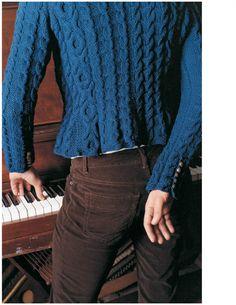 蓝色双排扣开衫 - 紫苏 - 紫苏的博客