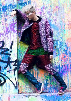 Urban Jungle is my biggest fashion challenge to date, bringing forward the bold personality in each of us. It's the new Kenzo x H&M collection that's going to be available in over 250 selected stores worldwide and online starting November Style Challenge, Big Fashion, Kenzo, Urban, Mood, Collection