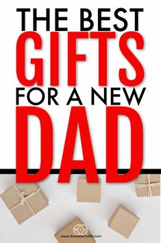Looking for the best gifts for a new dad? Look no further than this fun list fro… Looking for the best gifts for a new dad? Look no further than this fun list from Kevin of Live A Blissful Life that will help you totally spoil the new dad in your life.