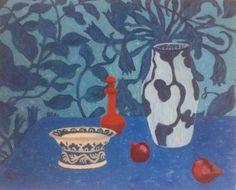 www.piafonnesbech.dk Oil 80 x 100 cm