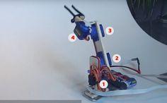 Bu projede öğrenme yoluyla hareket kopyalayan robot kol yapımından bahsedeceğim. Endüstride kullanılan robot kollar, her zaman aynı hareketleri yapmaya odak