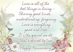 """Anniversary Poem"" 