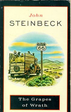 The Grapes of Wrath (1939), by John Steinbeck
