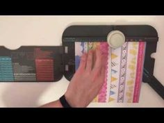 We R Memory Keepers: 1-2-3 Punch Board - YouTube