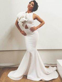 Michael Costello's Winter White Collection! OMG DROOOLLLLL