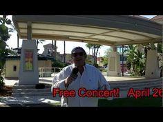 Thursday April 26 FREE Concert Fort Myers!  Rolling Stones Tribute zStonez Help Florida Launch of Barenjager Honey Bourbon