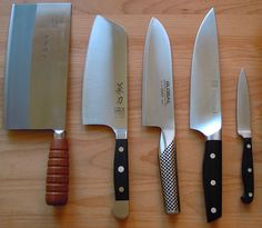 How to Keep Your Knives Sharp