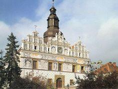 Stříbro en Bohême de l'Ouest #Czechia #Tchequie
