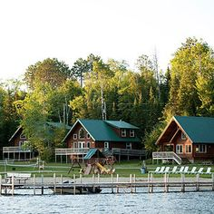 Pehrson Lodge and Resort on Lake Vermilion